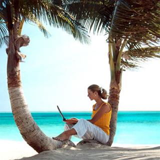 blogging during summer