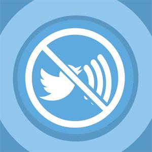 Twitter no no