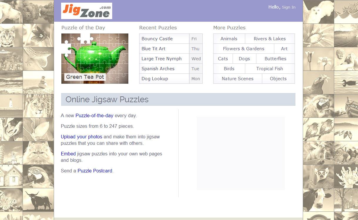 jig-zone