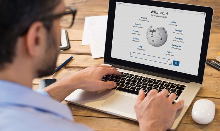 how to create a company Wikipedia page