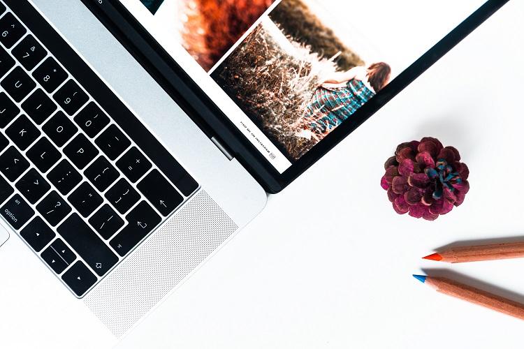 create fresh website content
